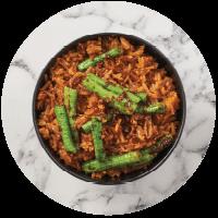 long beans rice
